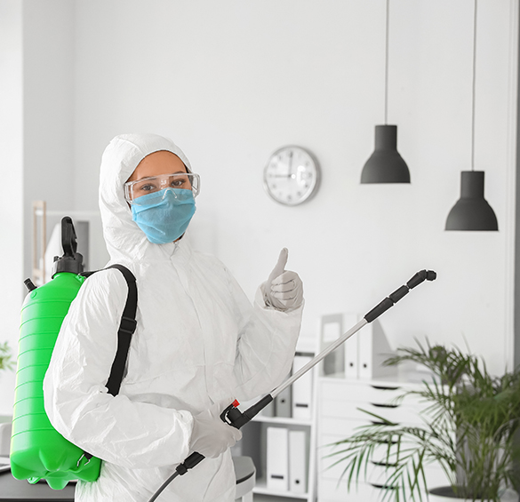 Residential Biohazard Cleanup Services