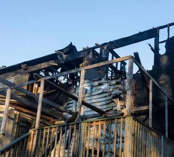 Fire & Smoke Damage Clean up & Restoration Services