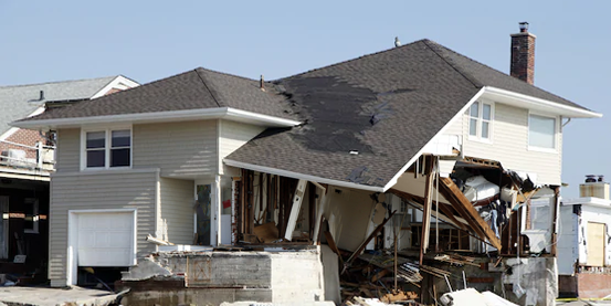 Water & Storm Damage Restoration Services