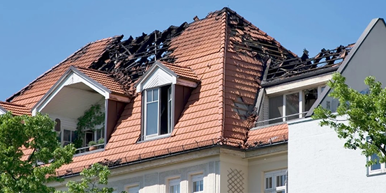 Fire & Smoke Damage Restoration Company